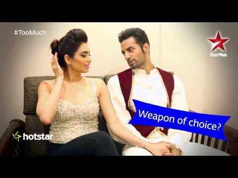 Nach Baliye 7: Karishma - Upen tell us how they feel being in love!