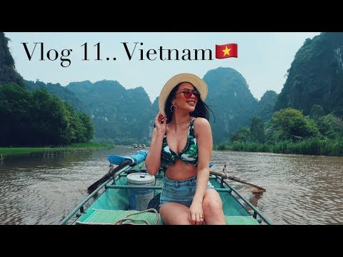 VIETNAM TRAVEL VLOG WITH KIEHLS - ADD THIS TO YOUR BUCKET LIST ! VLOG 11 | CC CLARKE