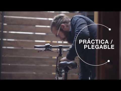 Bicicleta eléctrica plegable 2019 - Legend Siena