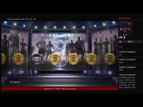 A POR IAN RUSH! + Ball Opening   MyClub PES 2017