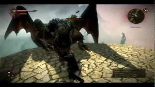 Ведьмак 2 - как победить Дракона (высокая сложность) / The Witcher 2 - How to defeat the Dragon