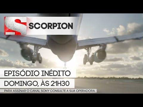 Canal Sony | Scorpion - Nova Série - Trailer