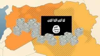Wie finanziert sich IS?