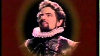 4 January 1986 BBC1 - Blackadder II trailer