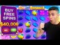 $40,000 Bonus Buy on SWEET BONANZA 🍭 (40K Bonus Buy Series #06)