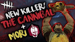 THE CANNIBAL! New Killer!! - Dead by Daylight with HybridPanda
