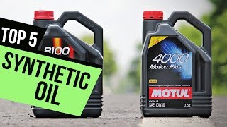 TOP 5: Best Synthetic Oils