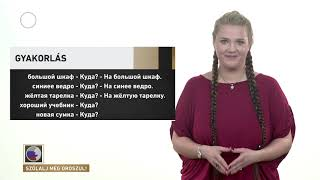 Szólalj meg! – oroszul, 2017. október 3.