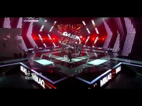 [HD] MBLAQ (엠블랙) - Stay @ MUSIC BANK (February 11,2011) mp3