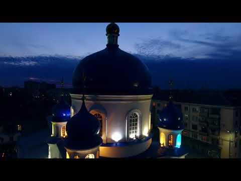 Города Украины-Ночной Житомир(Cities of Ukraine - Night Zhyt