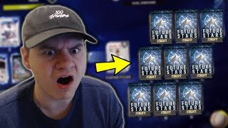 FULL FUTURE STARS SQUAD in the Event!   MLB The Show 17 Diamond Dynasty Events