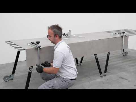 TIP-TOP Face-up/miter clamping device - dispositivo per incollaggio angoli