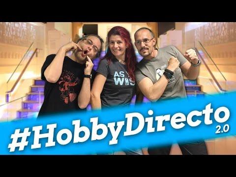 #Hobbydirecto 2.0 Realidad virtual -  PS4 Neo - Dark Souls 3 - Bloodborne 2 - NX ¡Épico!