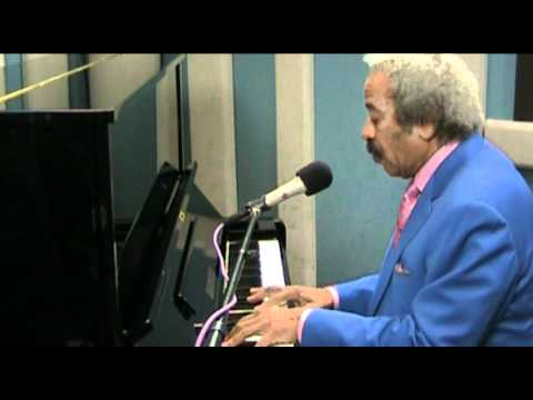 Allen Toussaint 'What Do You Want The Girl To Do' | Live Studio Session
