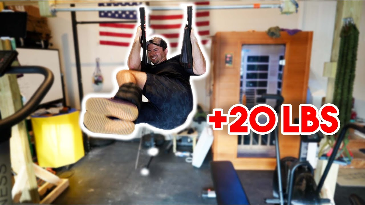 1001 Pull Up Aftermath | Life Updates | At Home Ab Workout | Michael Eckert