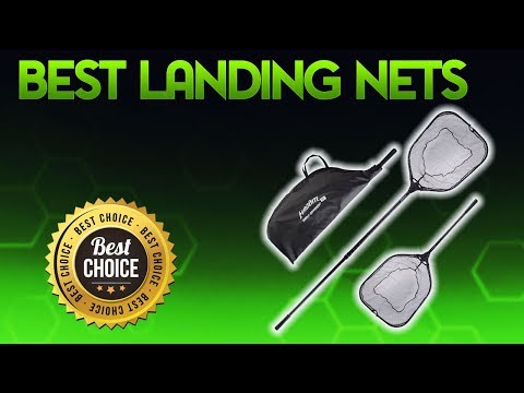 Best Landing Nets 2019 - Landing Net Review