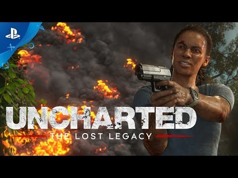 Uncharted: The Lost Legacy - Live Interview | E3 2017