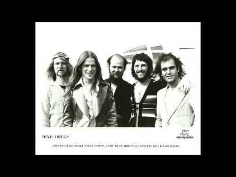 Dixie Dregs Steve Morse and Allen Sloan interview, July 9,1977
