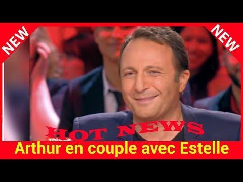 Arthur en couple avec Estelle Lefébure avant son divorce avec David : quand l'animateur