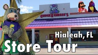 a short tour of hialeah fl chuck e cheeses