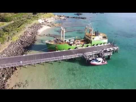 Phantom4 aerials:  Lord Howe Island 2017