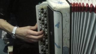"""Игра на баяне. MIX от """"1000 Вольт"""" с Сергеем Ивлевым! """"Европа"""" и др. известные мелодии!"""