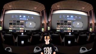 Огляд Cmoar VR Cinema PRO 4 5 Віртуальний кінотеатр