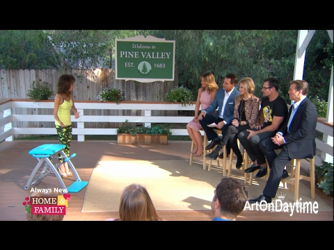 Home & Family AMC Reunion w/ Co-host Susan Lucci (Segments)