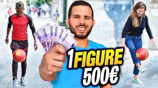 J'OFFRE 500 EUROS À CELUI QUI RÉUSSIT!