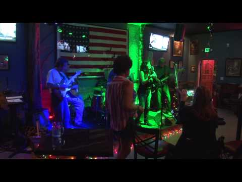 Rock Jam at the Vintage Tap 2-16-15