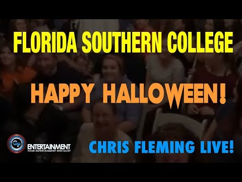 Florida Southern College with Chris Fleming Live  - Happy Halloween!