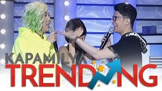 "Vhong to Vice: ""Laging late"""