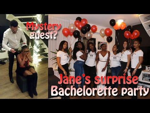 WEDDING SERIES   BACHELORETTE SURPRISE PARTY   Jack & Jane   Episode 2