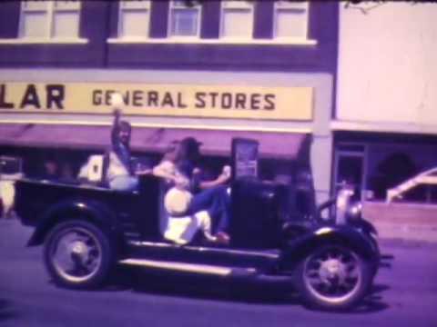 Hobart Oklahoma 75th Birthday Celebration August 6, 1976
