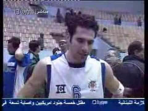 2007 Final Six: Jalaa Jesh misho Intreview
