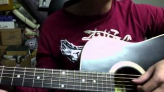 Chút nắng chút mưa guitar cover