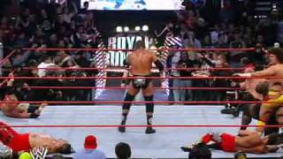 Retorno John Cena  Royal Rumble 2008 HQ