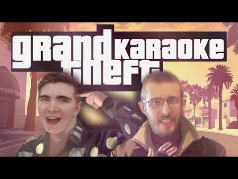 grand theft karaoke?