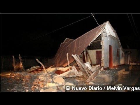 6.1 Magnitude Earthquake Strikes Nicaragua