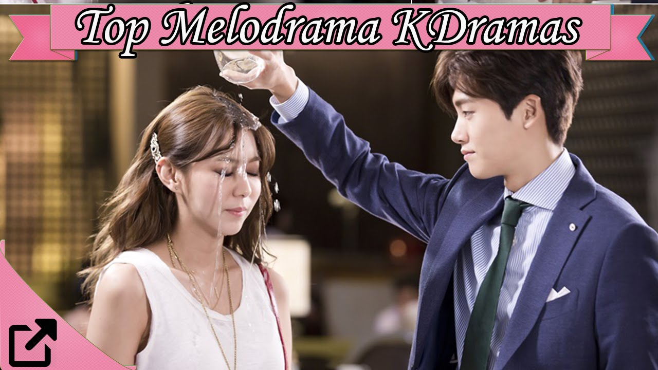 826e643013e Top 25 Popular Melodrama Korean Dramas 2016 (All The Time) - YouTube