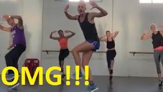 Dance Workout - Billy Jean Dance Tutorial, Weight Loss