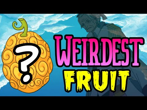 The Weirdest Devil Fruit - One Piece Discussion