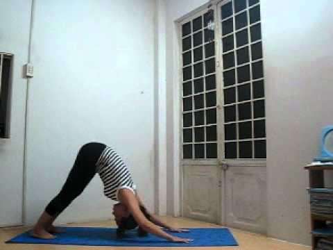 Yoga - Bài Tập Chào Thái Dương