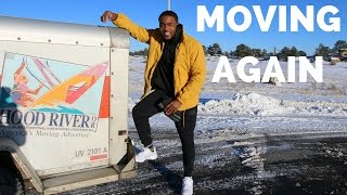How Is Denae? - Moving Again - Left Texas [ VLOG 3 ]