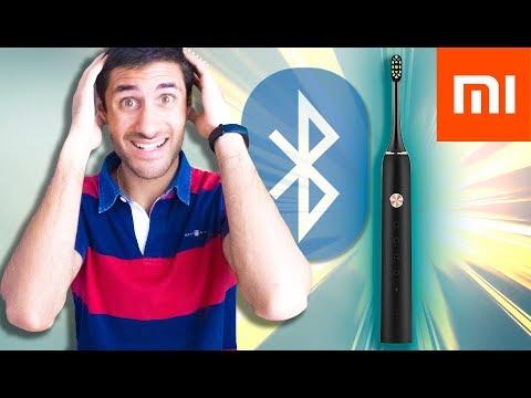 Escova de Dentes com BLUETOOTH !? Xiaomi Soocare X3