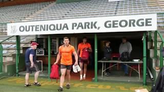 CJ Stander Returns To George