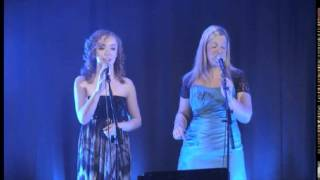 Video Ajay Lister with her sister, Kimberley, singing, 'Sisters' (Bette Midler version) in concert download MP3, 3GP, MP4, WEBM, AVI, FLV Juli 2018