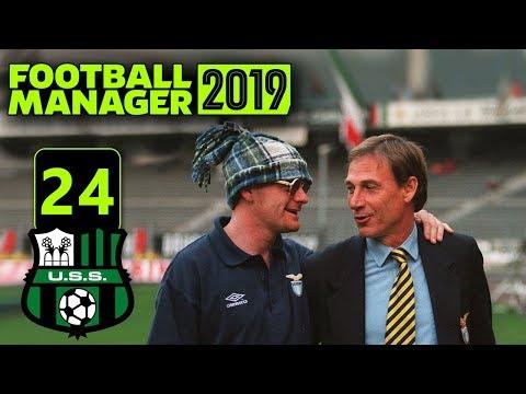 IL NUOVO MEGAPRESIDENTE [#24] FOOTBALL MANAGER 2019 Gameplay ITA