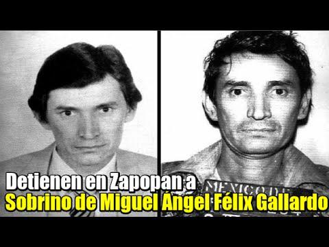 Cae Sobrino De Miguel ángel Félix Gallardo Youtube