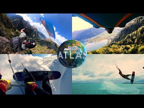 Cook Islands, Switzerland, the Rockies & French Alps | PAA Atlas